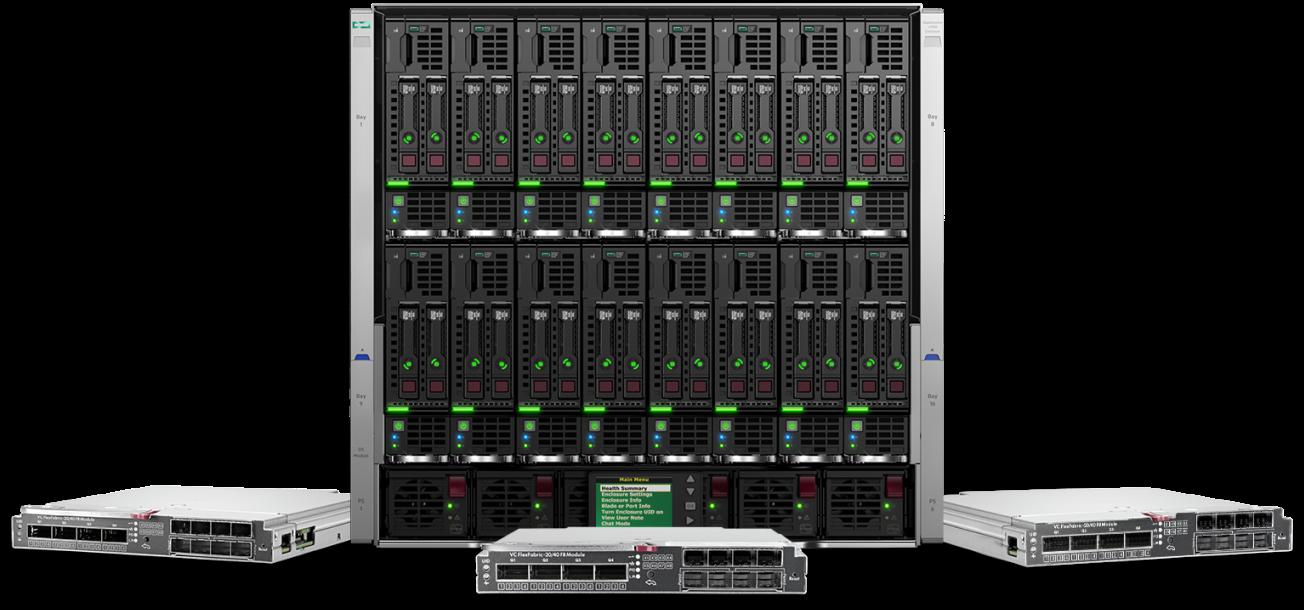 High Storage File Servers